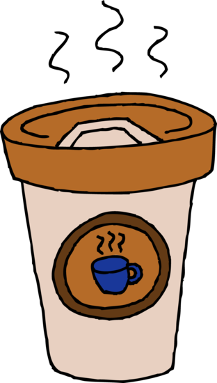 Hot Cafe Latte Clip Art Free Clip Art Coffee Cartoon Paper Cup Coffee Cup Images