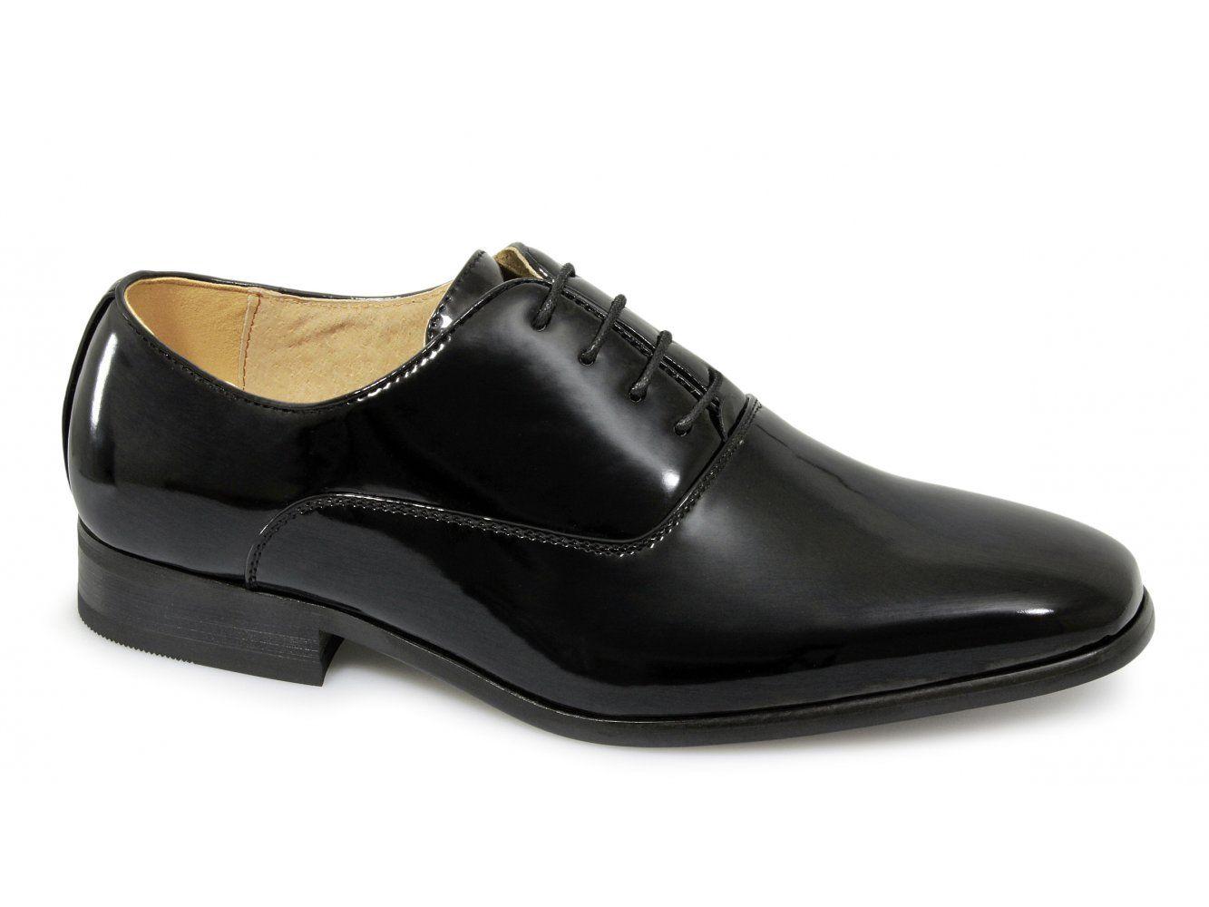eecb868ec0753 Goor Boys 4 Eyelet Patent Dress Shoes Black | Boy's shoes | Dress ...