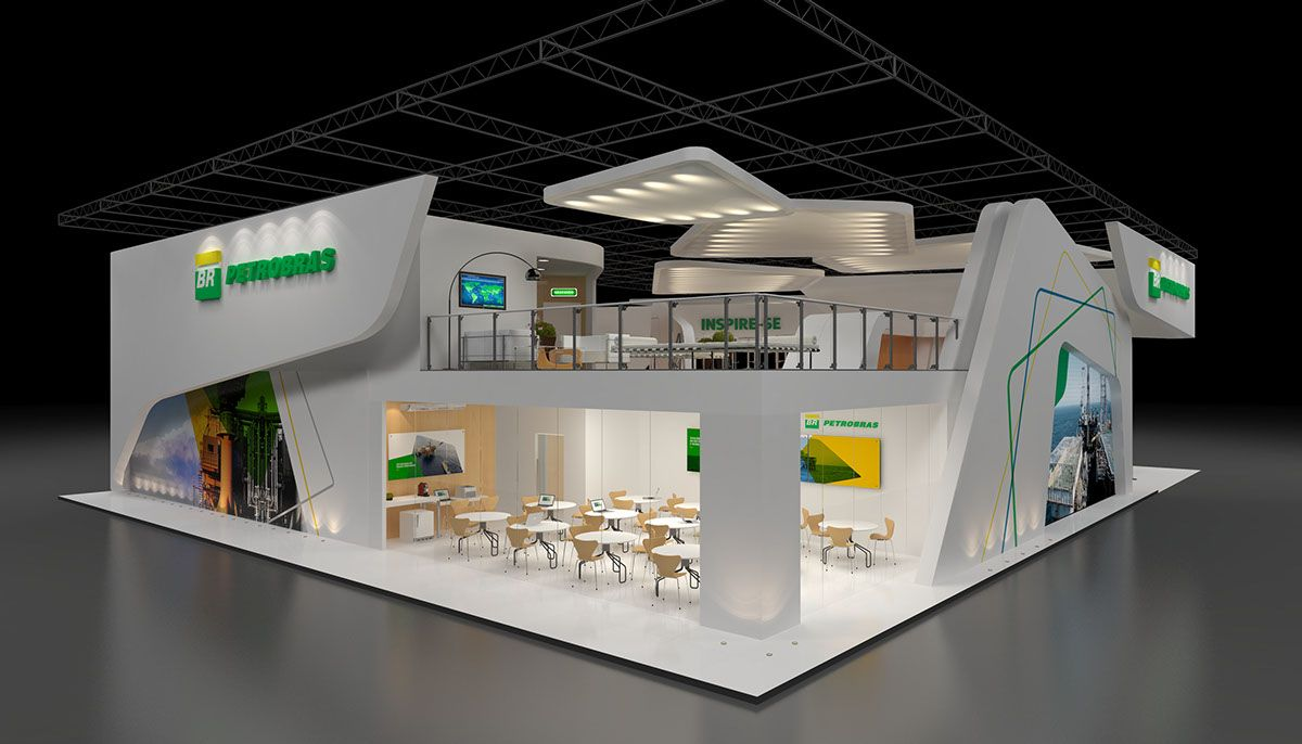 Interior Design Exhibitions 2014 petrobras - exhibition stand design #exhibition_stands