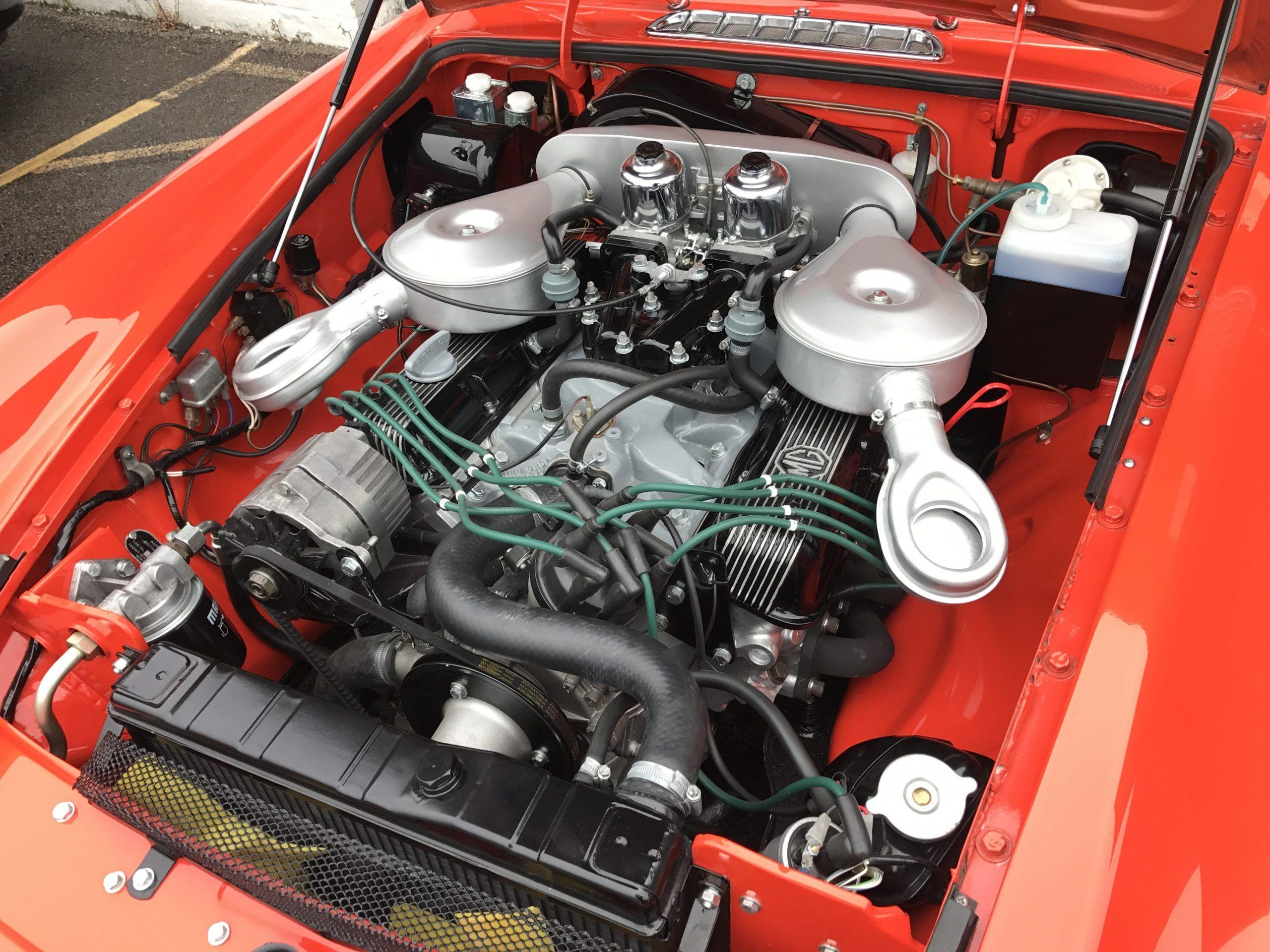 Mgb Engine Bay Diagram Engineering British Sports Cars Classic Sports Cars