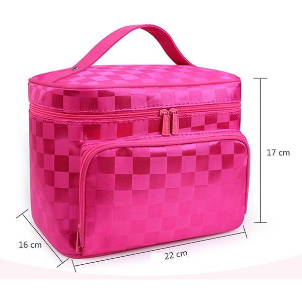96c62f517b Waterproof Dacron Cosmetic Bag Lightweight Storage Travel Bag-bags ...