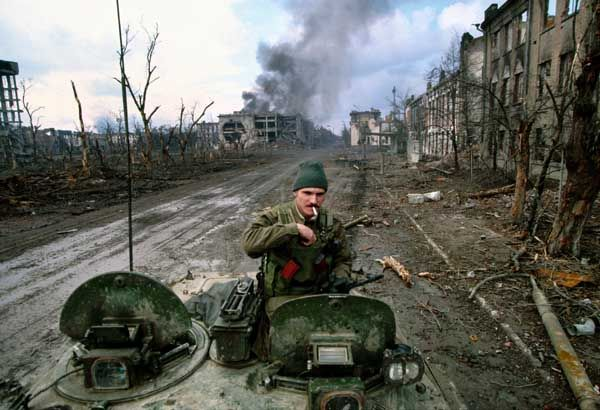 the chechen wars essay Find this pin and more on chechen wars by doorbreaking #chechnya #war civilians were ready to defend their freedom, all photo essay by diana markosian.