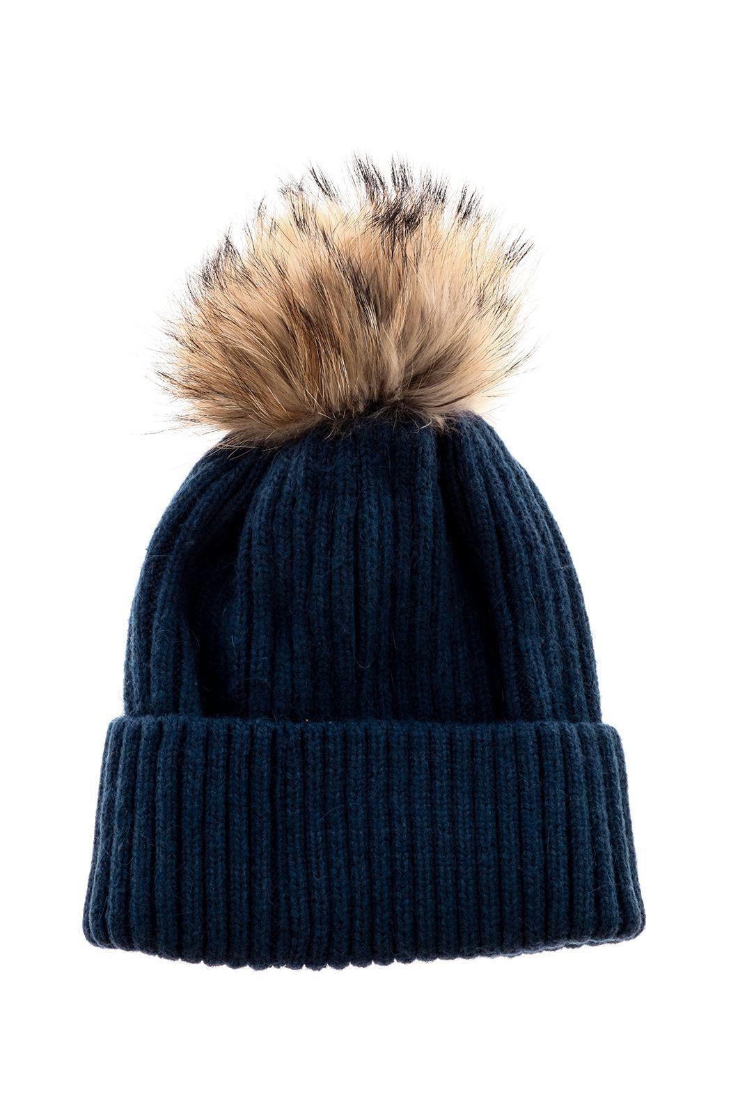 fc252b4ac Linda Richards Fur Pom Hat | NEW ARRIVALS | Hats, Fur pom pom, Pom ...