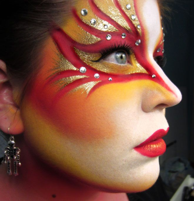 50 Beautiful Face Painting Ideas From Top Artists Around The World