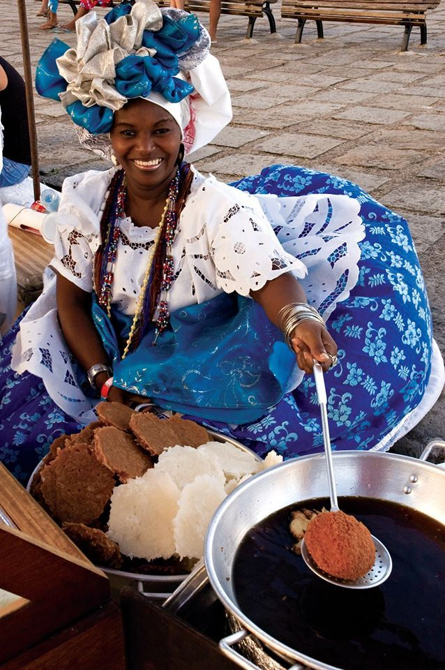 A taste of Africa in the Americas