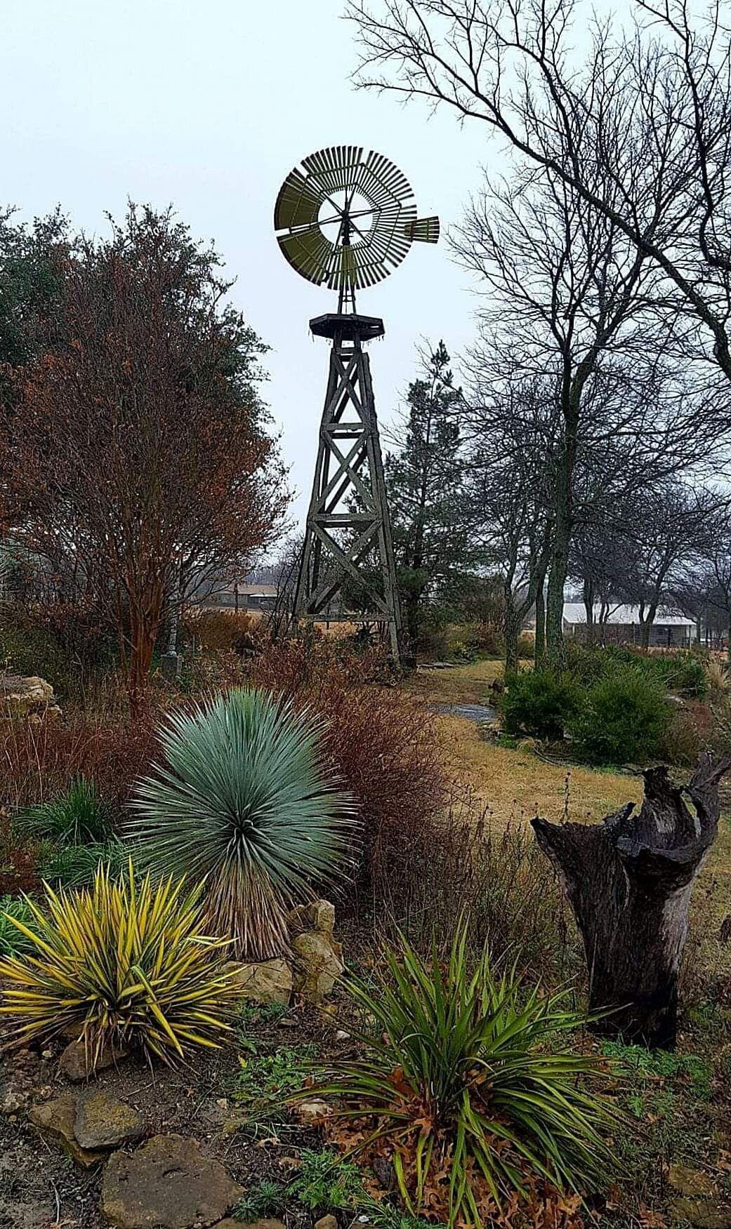 A wind pump in Decatur, Texas | Don Quixote's Nightmare in