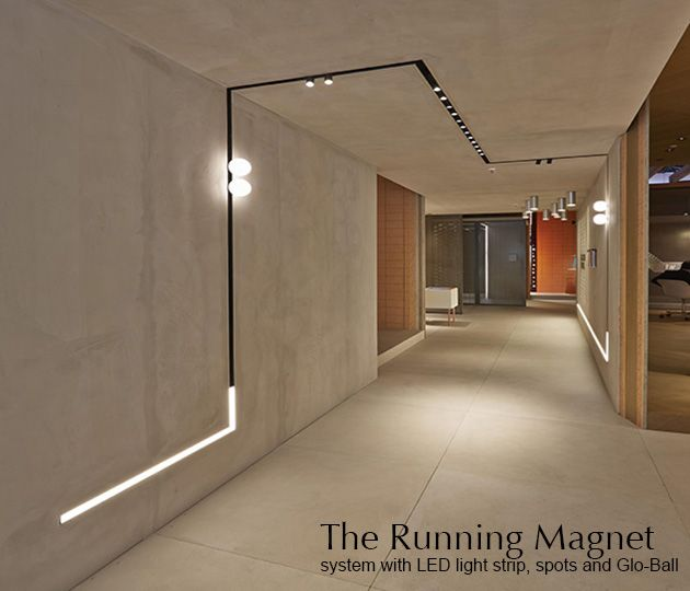The Running Magnet Mounting Ceiling Recessed L& (Bulb) Description Top LED 3000 Voltage (V) 24 Notes Diffused LED light module to be installed in The ... & Architectural Products | Contemporary Designer Lighting by FLOS ... azcodes.com