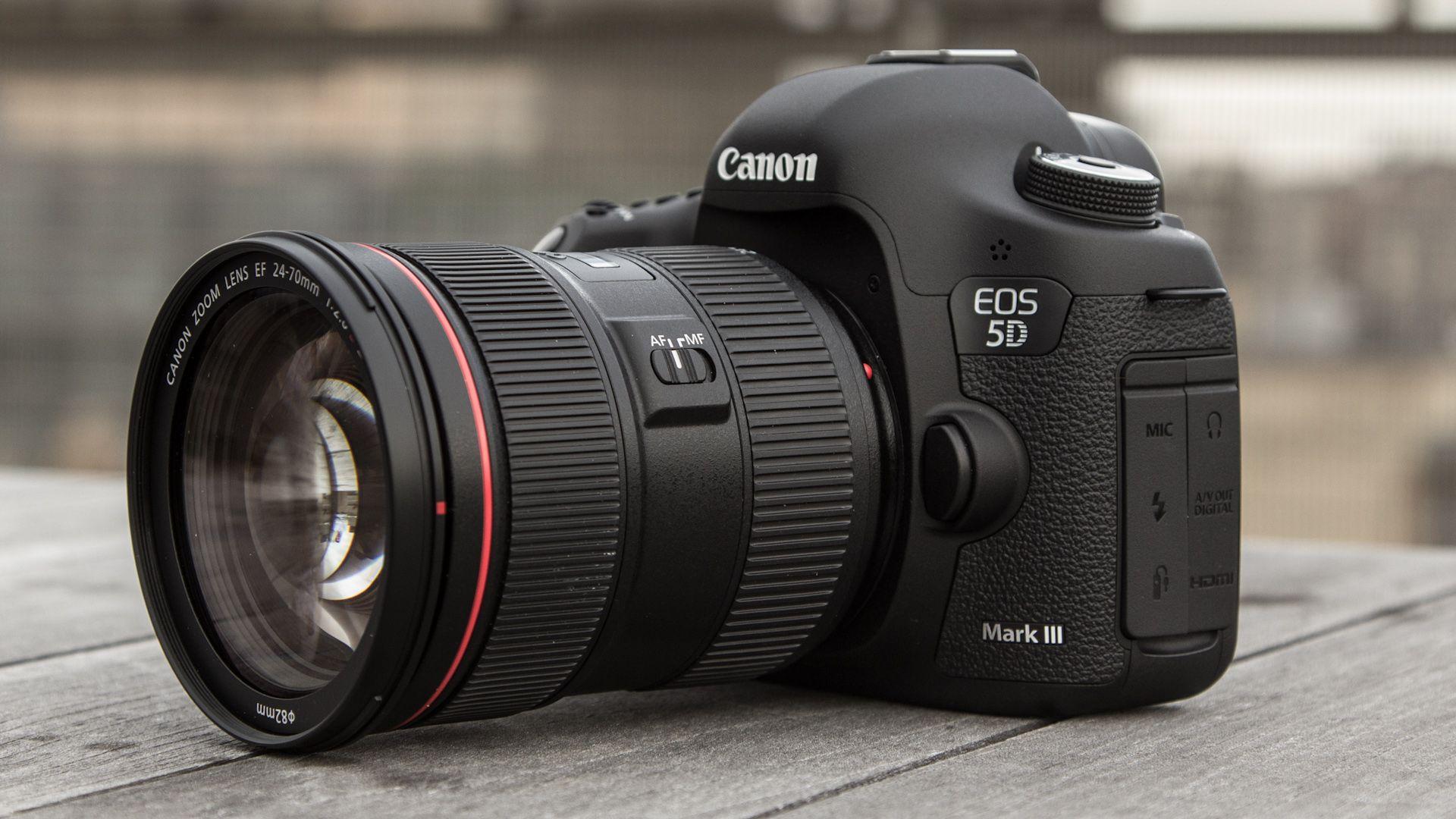 Canon Eos 5d Mark Iii Expensive Camera Best Dslr Dslr Video