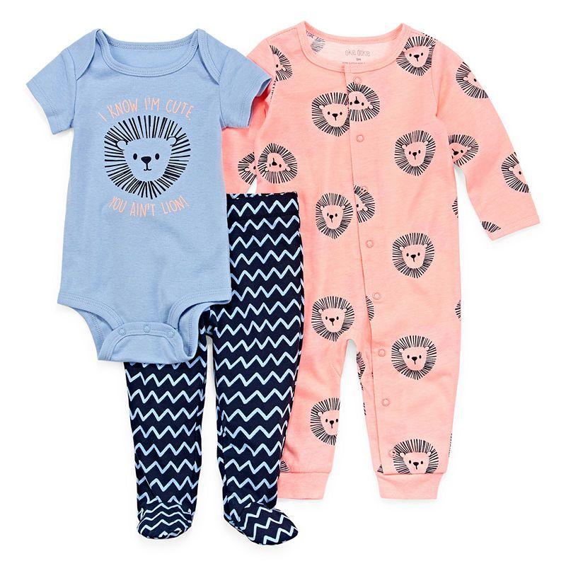 c04e550c4 Okie Dokie 3-pc. Bodysuit Set-Baby Boys in 2019 | Products | Kids ...