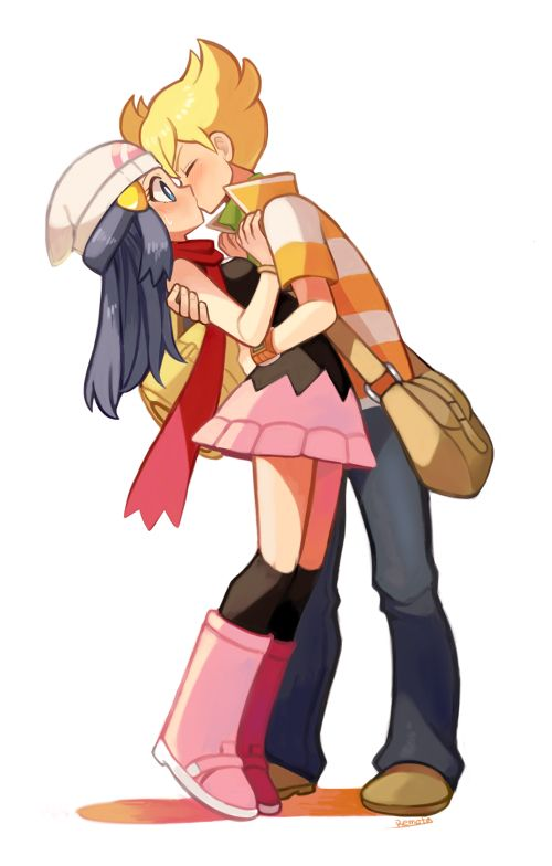 twinleafshipping fanfiction