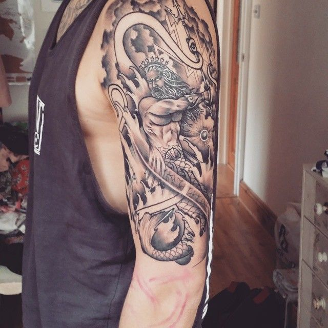 30 Ancient Greek God Mythology Tattoos Symbols And Meanings
