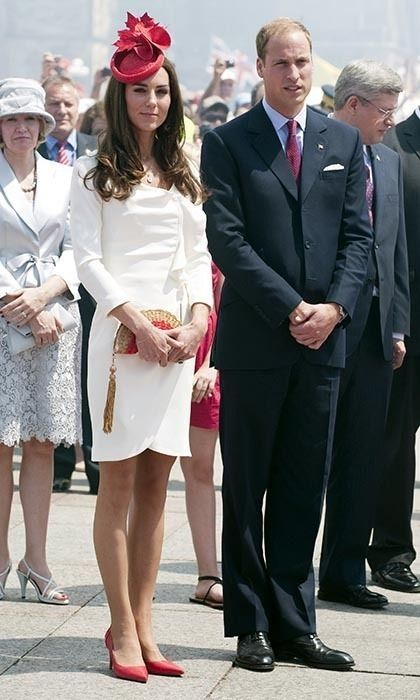 Kate Middleton's best royal tour style moments - HELLO! US