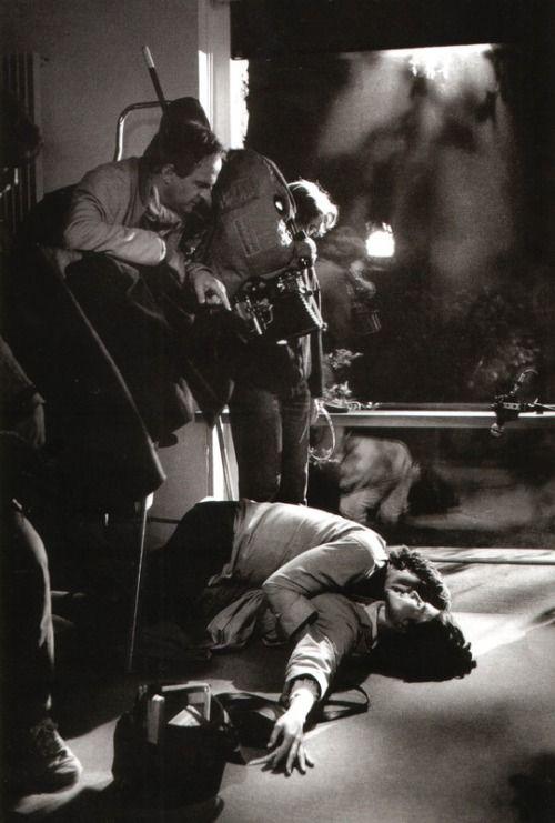 Royalbks The Woman Next Door Francois Truffaut 1982 Jpg On The Set Movie Directors Movie Director French Cinema