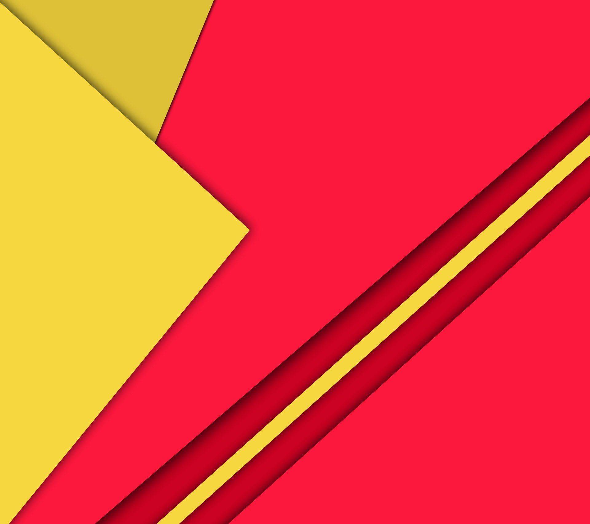 Android 5 0 Lollipop Material Design Lines Abstractions Triangles