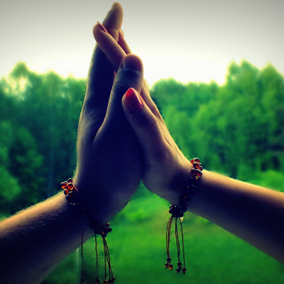 Friendship bracelets | Symbol of friendship - Amber friendship bracelet