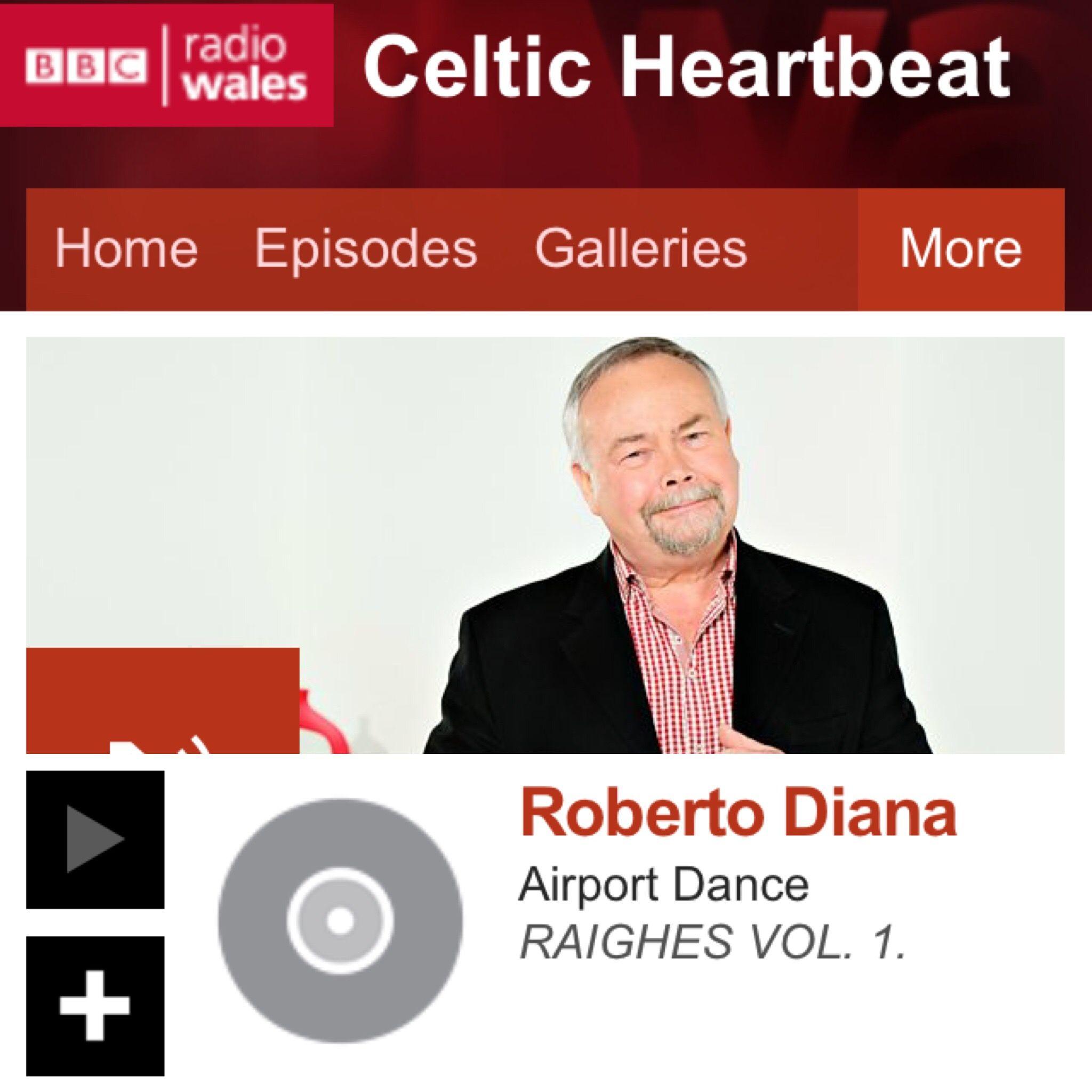 """""""Airport Dance"""" tratta da """"Raighes Vol 2"""" su BBC Radio"""