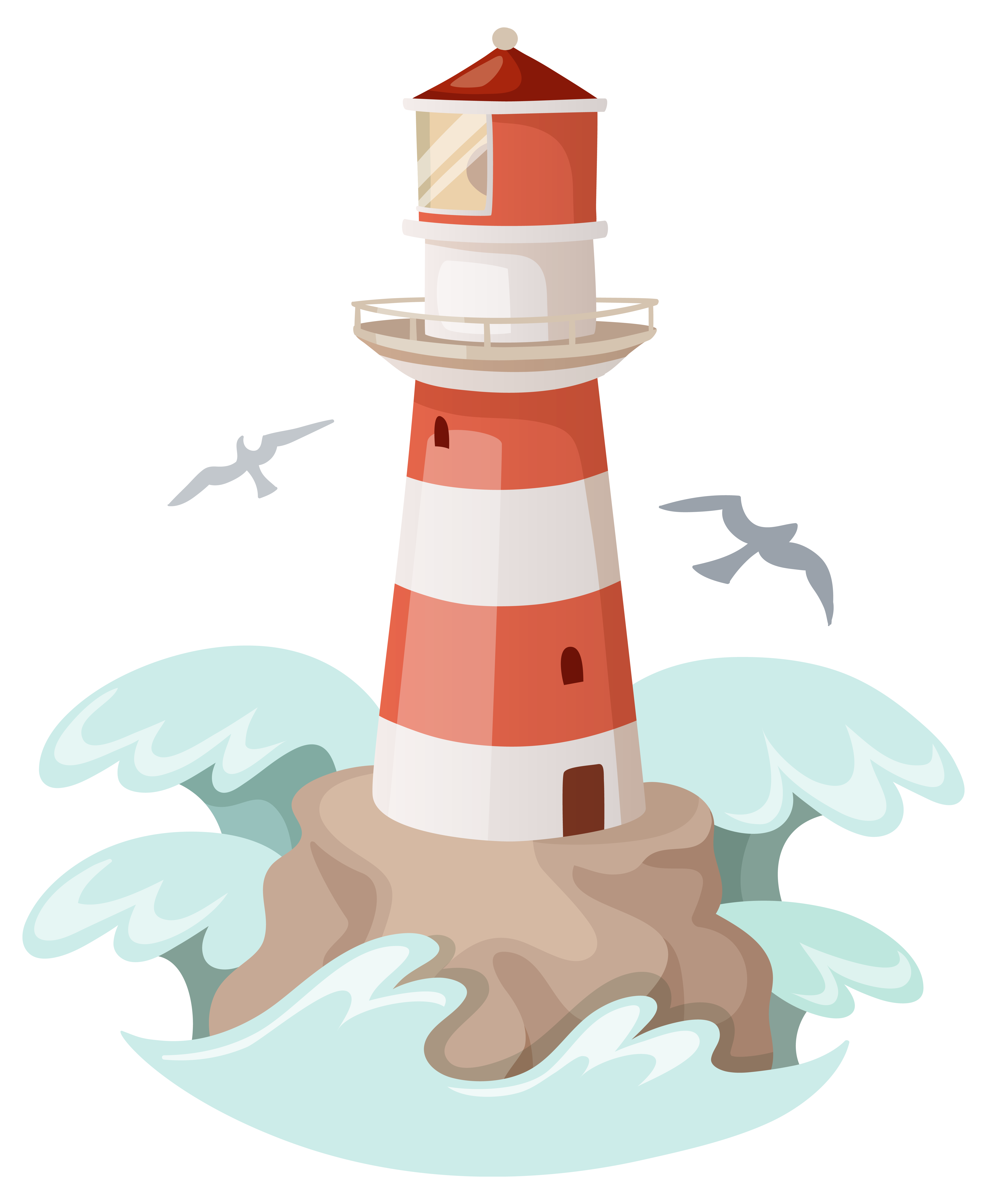 Lighthouse Free Download Png Hq Lighthouse Clipart Flower Background Wallpaper Clip Art