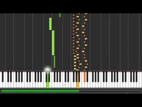Super Mario Bros Bowser Castle Theme On Synthesia Playlist