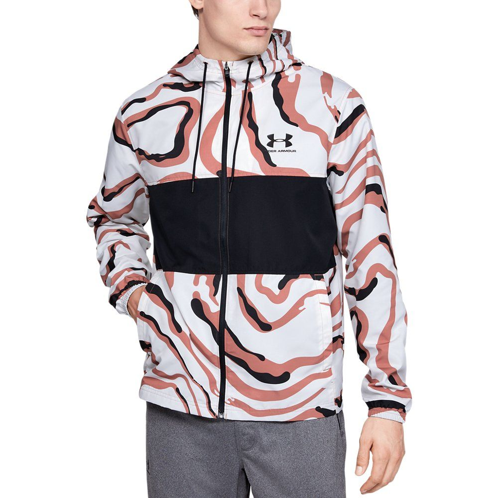 Photo of Under Armor Mens Sportstyle Wind Printed – XL