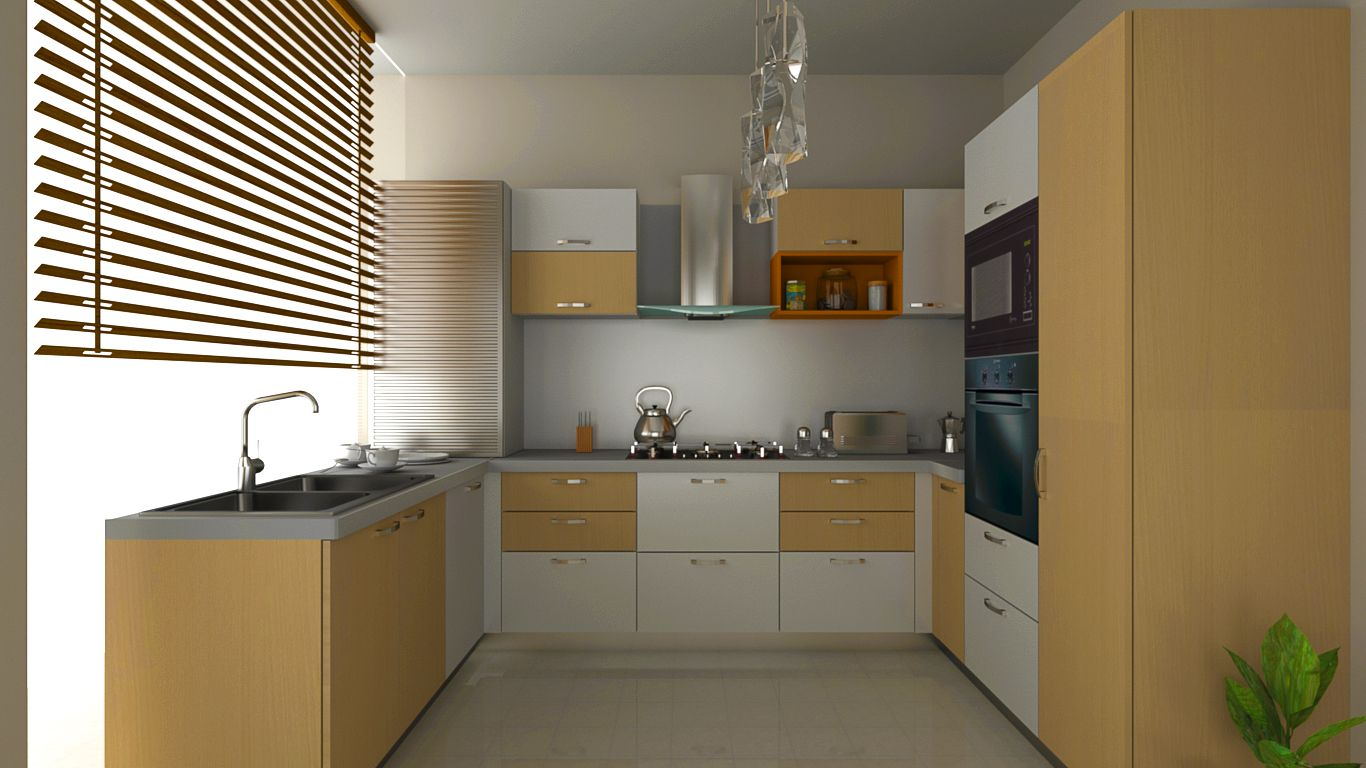 U Shaped Modular Kitchen  U Shaped Modular Kitchen  Pinterest Stunning Designs For U Shaped Kitchens Design Decoration