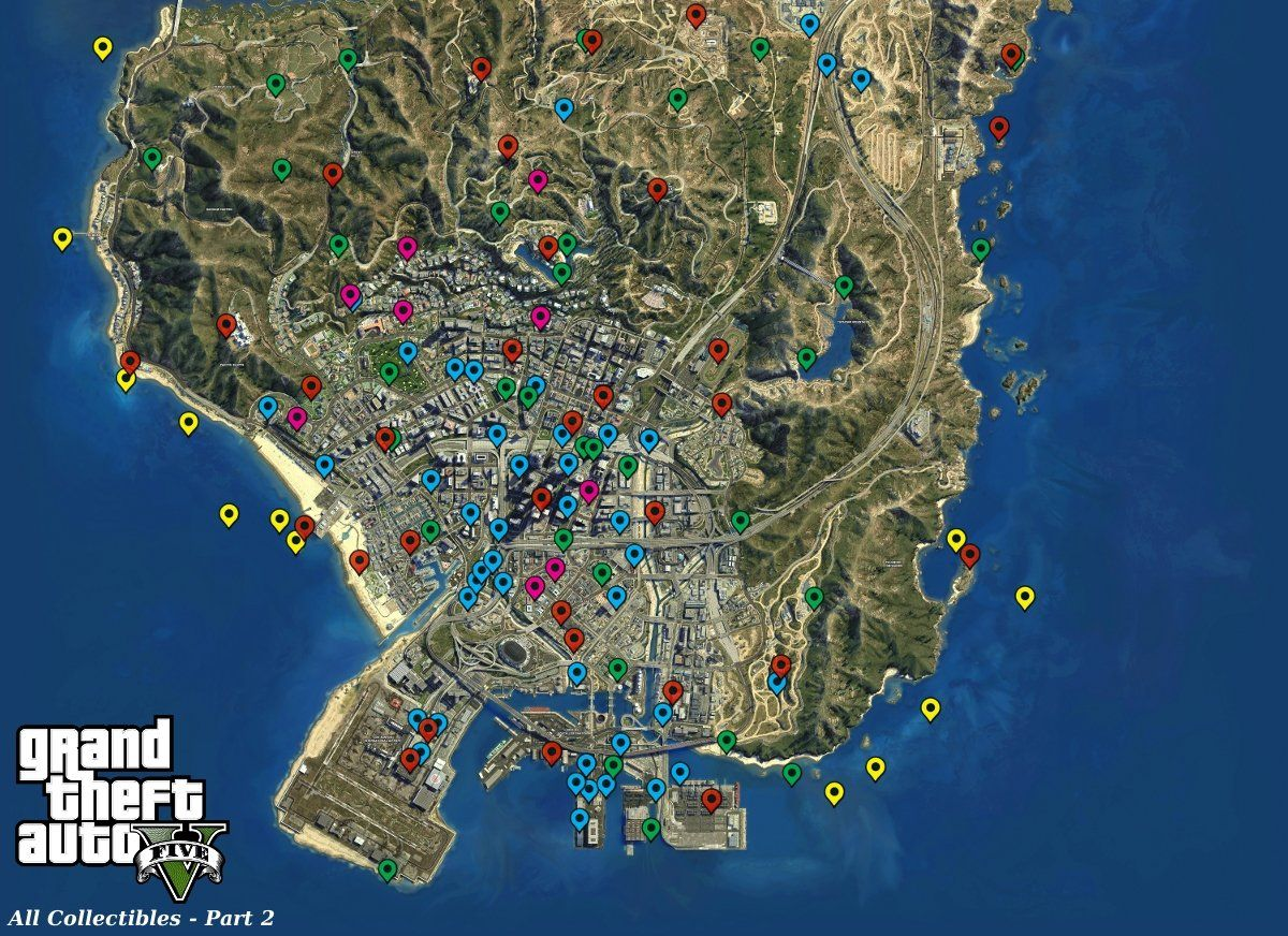Map grand theft auto v - Gta V Google Search
