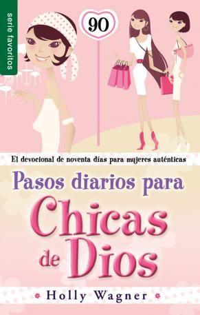 libros cristianos para ninas adolescentes
