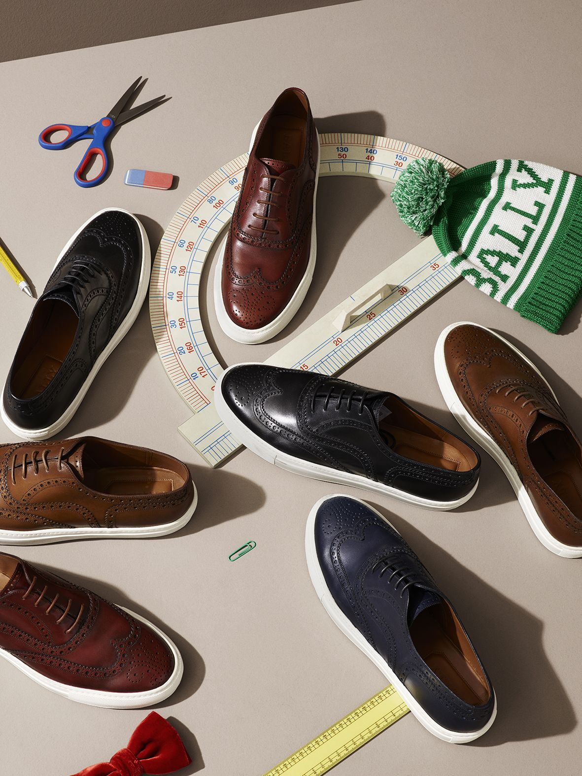 bf6d562440a25 Bally SS16 Men s Shoes