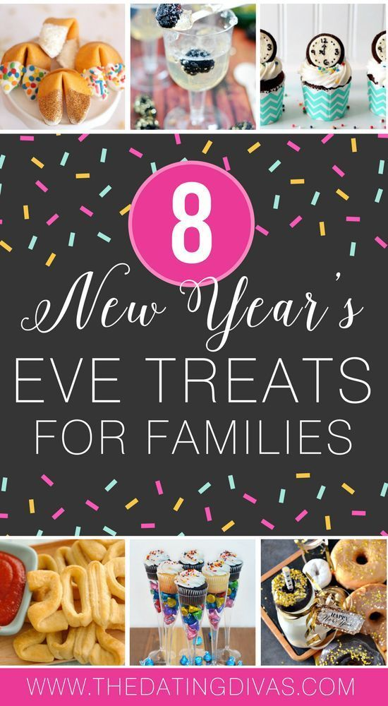 New Year's Eve Ideas for Couples and Families | Family new ...