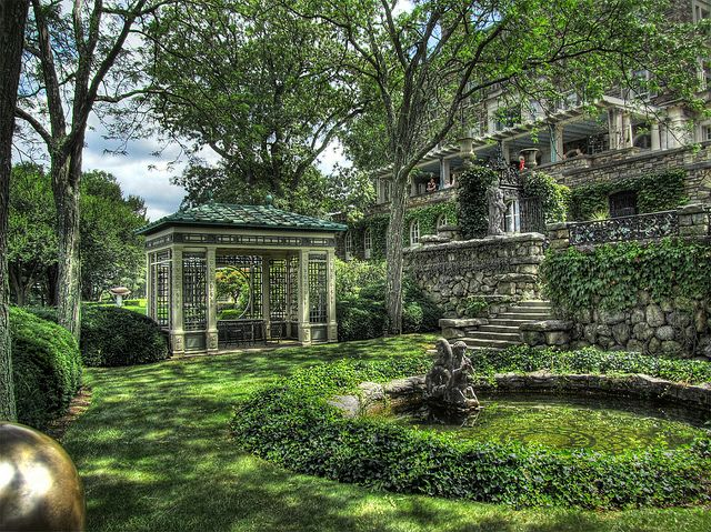 Kykuit Gardens | Places to Visit | Pinterest | Gardens and Garden park