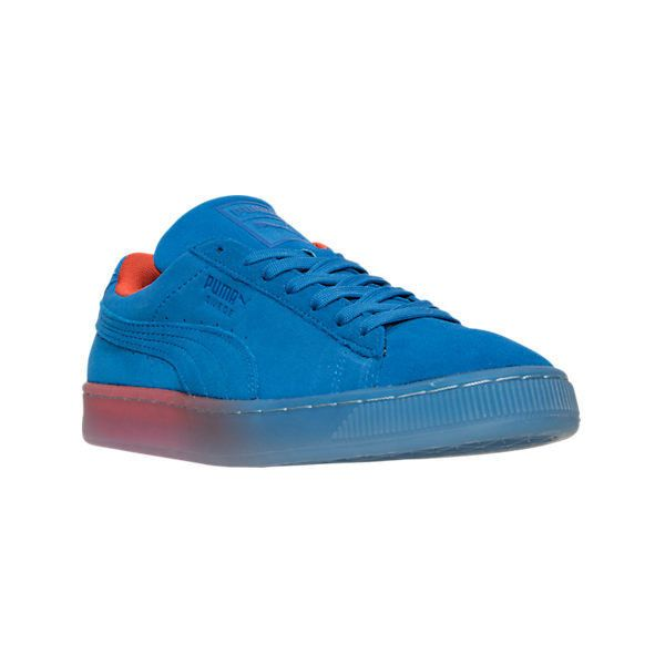 5cfab2e4696ccd Puma Men s Suede Classic V2 Fade Future Casual Shoes ( 85) ❤ liked on  Polyvore