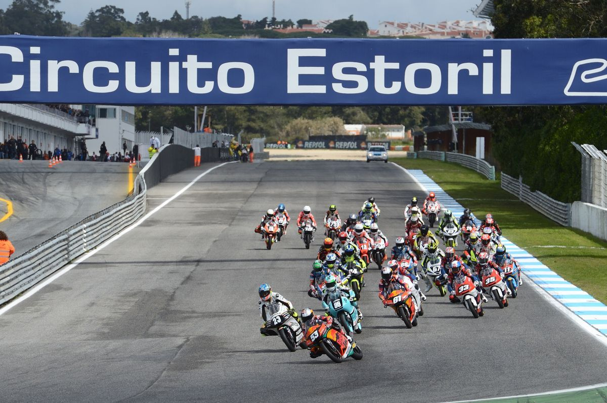 FIM CEV Repsol 2019 The action starts in Estoril (With
