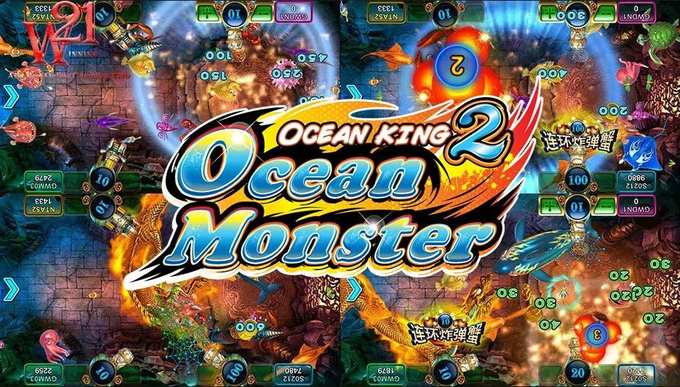 Do You Want To Sit Or Lay Down Your Bed And Just Press And Earn Money Then Ocean King Tembak Ikan Is One Of The Best Kings Game Ocean Monsters