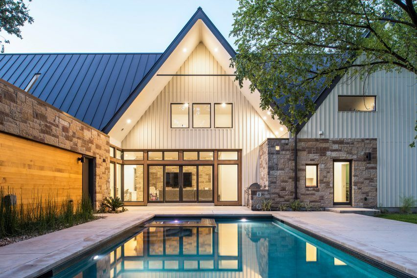 11++ Double gable roof design ideas