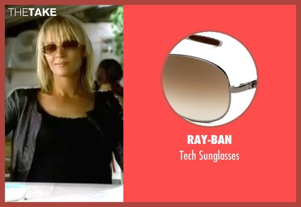 f6e9ad48f8 Ray-Ban Tech Sunglasses inspired by Beatrix Kiddo in Kill Bill  Vol ...