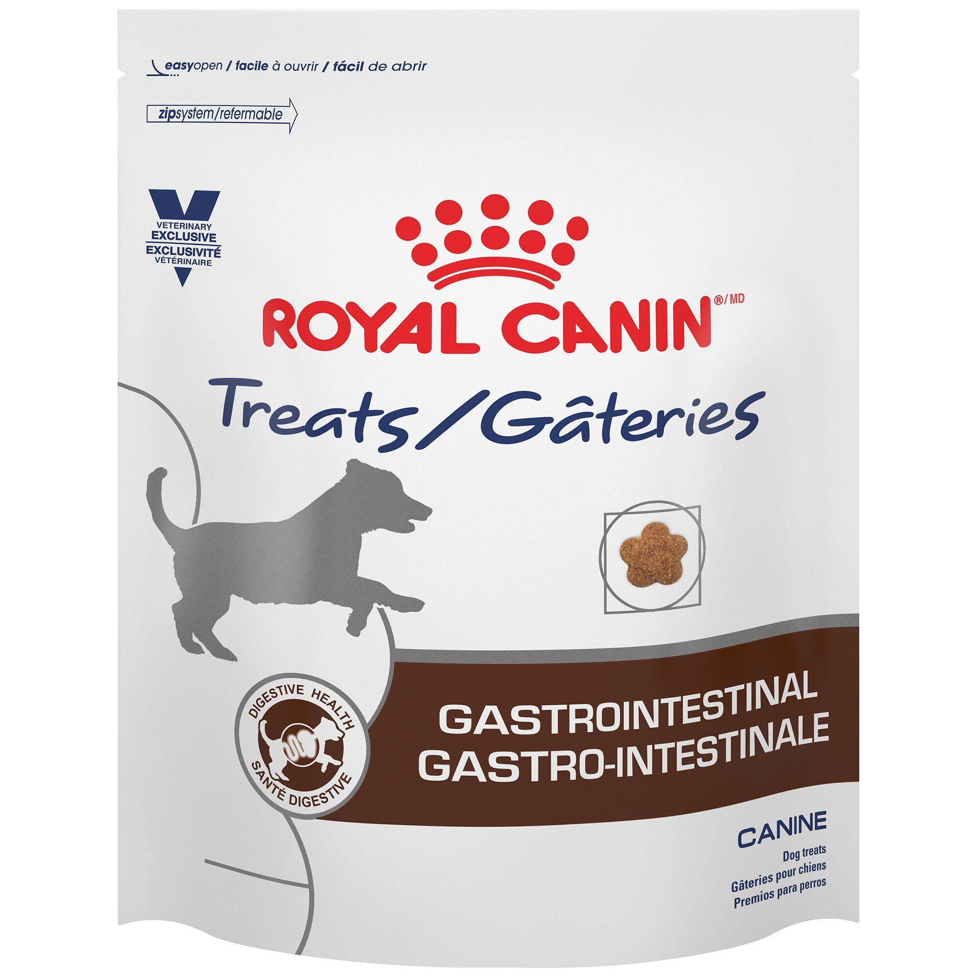 Royal Canin Veterinary Diet Gastrointestinal Canine Dog Treats 1 1 Lbs Petco Royal Canin Veterinary Canine