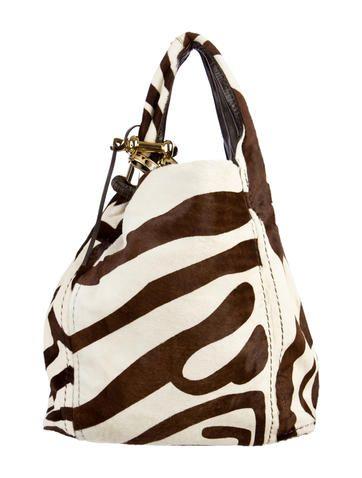 c78e4b49bec Jimmy Choo Ponyhair Saba Hobo | Style | Luxury consignment, Fashion ...