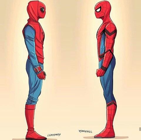 The World Is Changing Time To Change Spidey Spiderman Spiderman