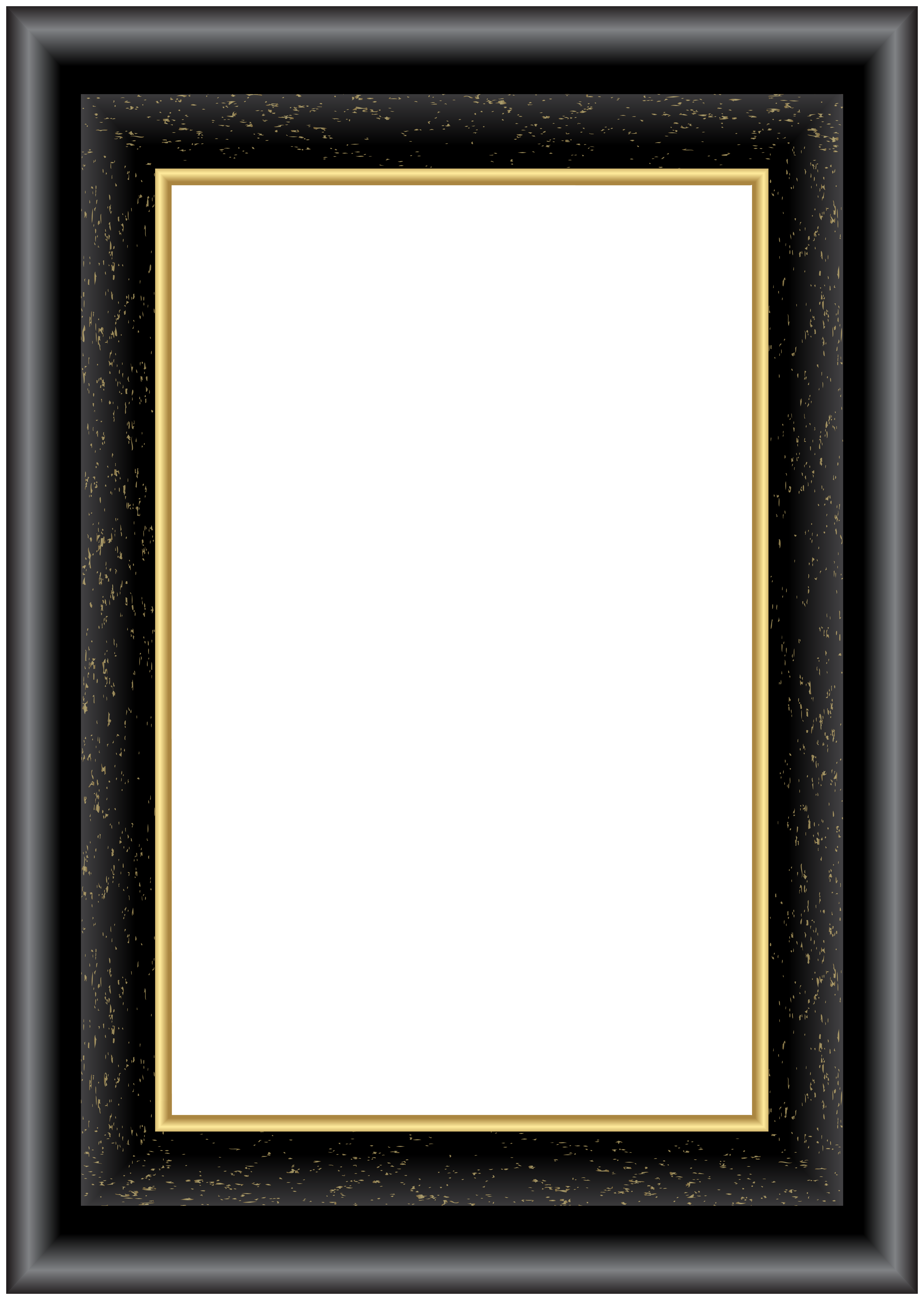 Black Decorative Frame Png Clip Art Gallery Yopriceville High Quality Images And Transparent Png Free Clipart Frame Frame Decor Clip Art