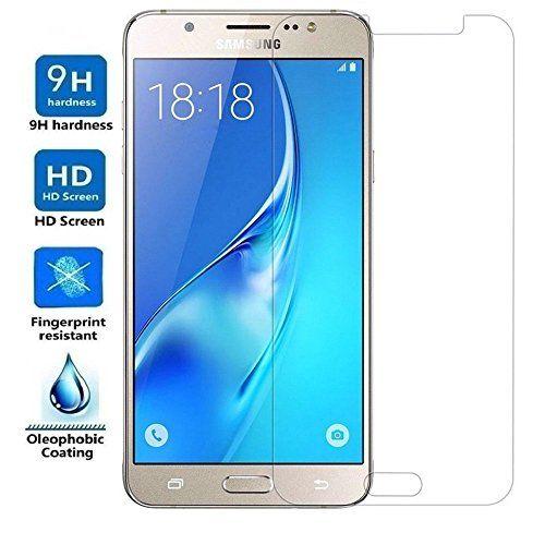 Awesome Protector De Pantalla Para Samsung Galaxy J7 2016 Cristal Vidrio Templado Premium Elect Samsung Galaxy Protector De Pantalla Vidrio Templado
