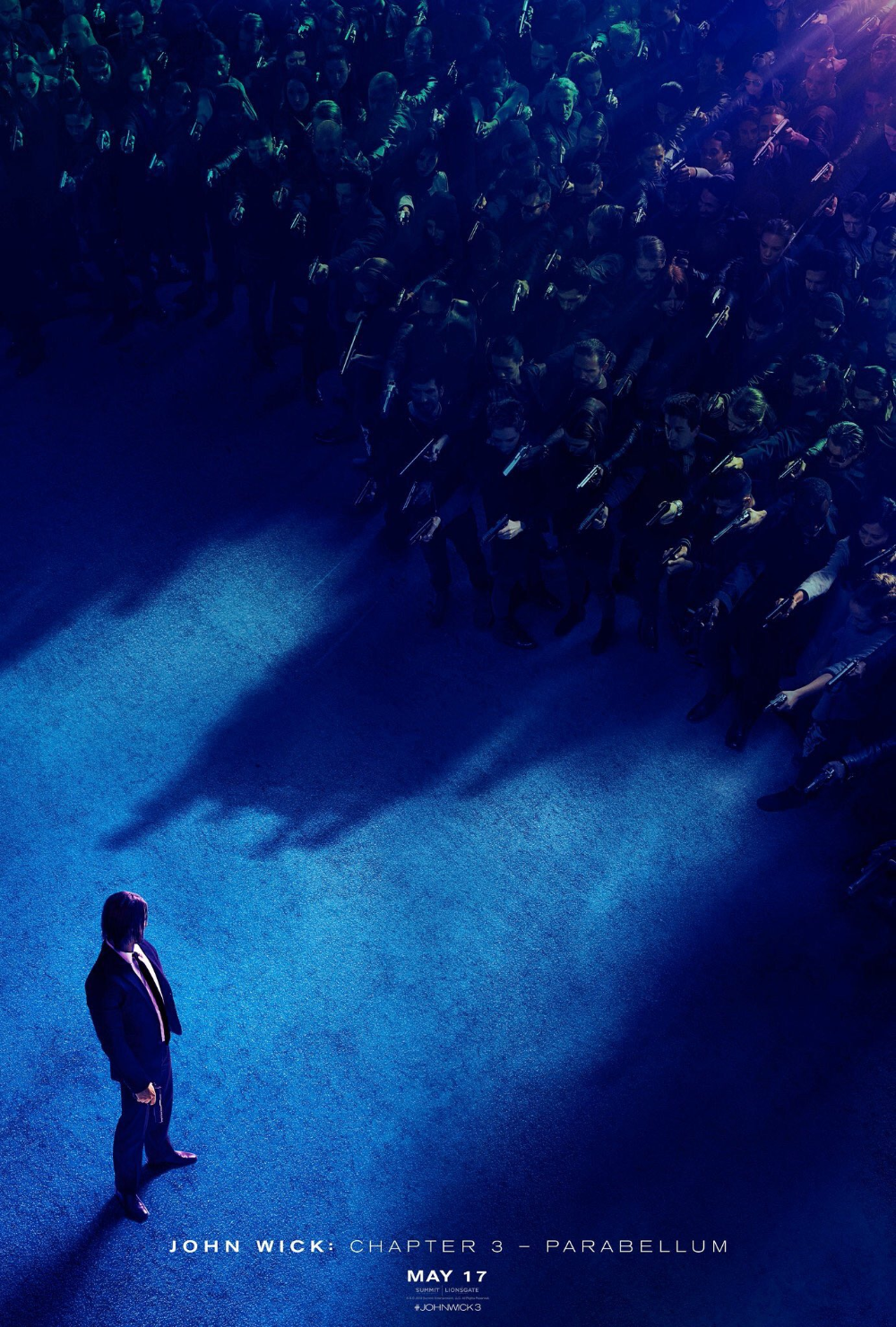 John Wick Chapter 3 On Twitter Keanu Reeves Movie Wallpapers Movie Posters