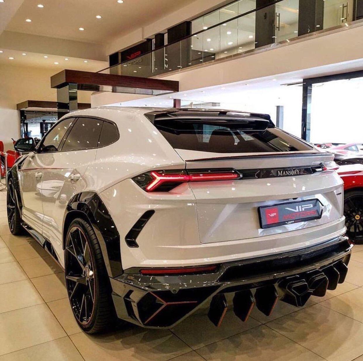 Crazy Lamborghini Mansory Urus Super Luxury Cars Dream Cars Fast Sports Cars