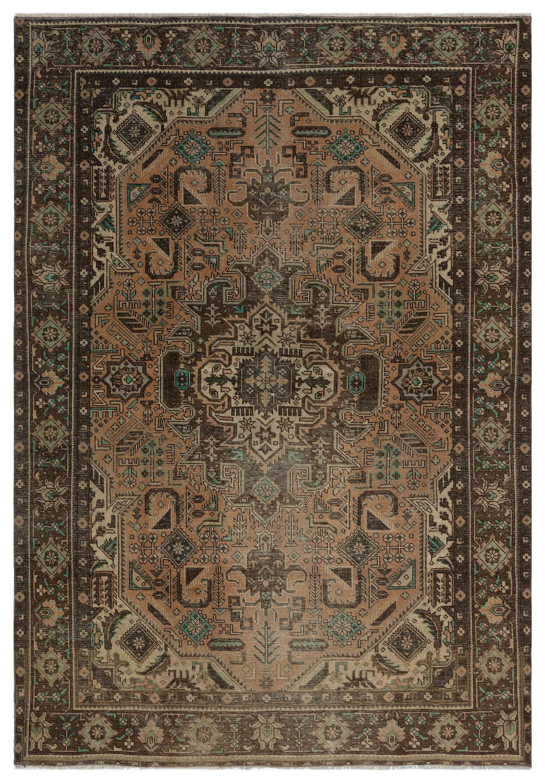 Orange Oriental Rug 6 26 X 8 98 Medallion Etsy In 2020 Wool Rugs Living Room Large Area Rugs Oriental Rug #wool #rugs #for #living #room