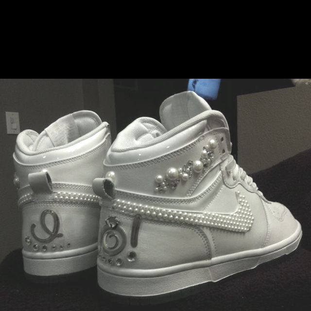 Blinged-Out Air Jordan s!!!!  d6b03441b9