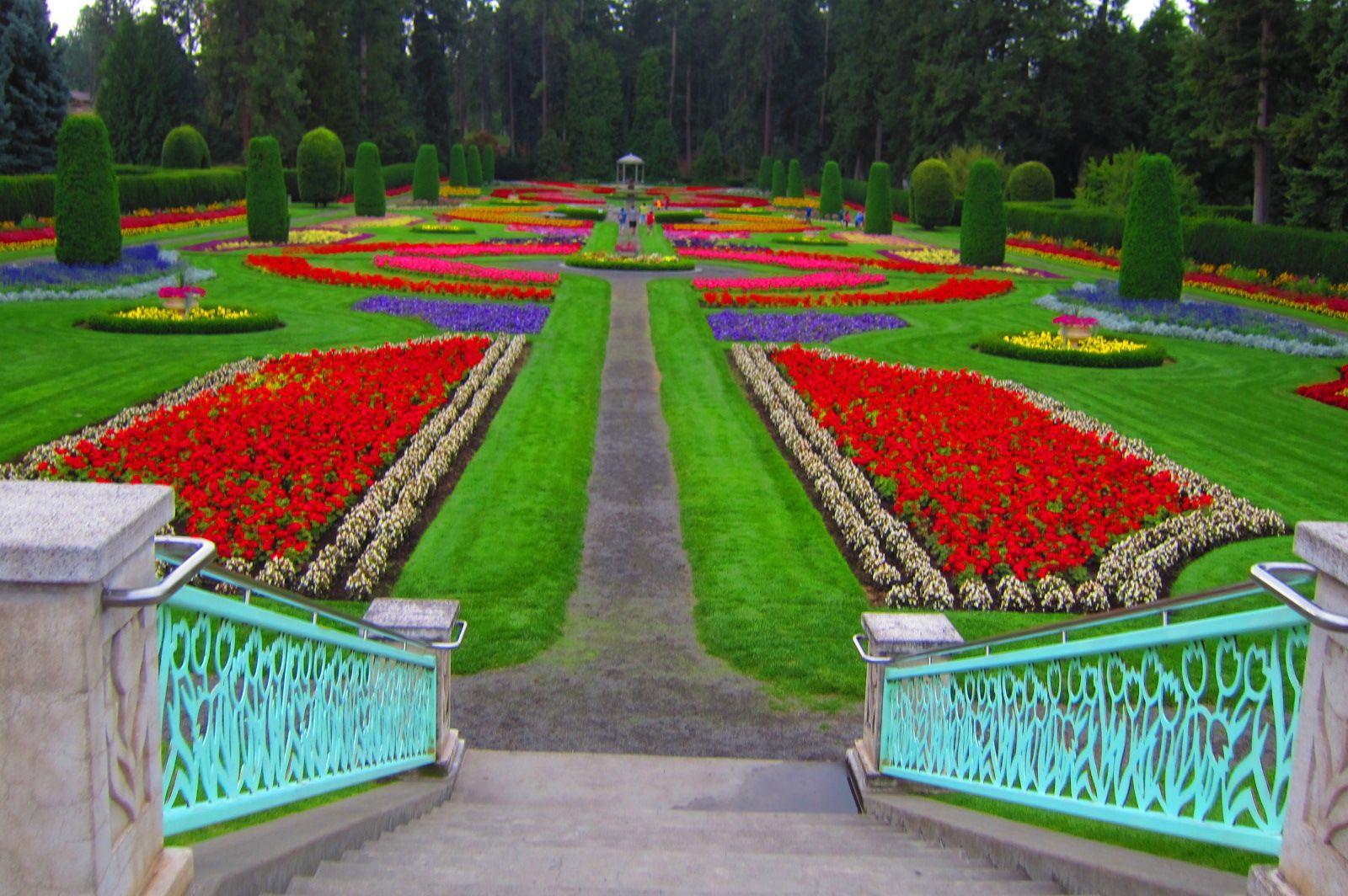 Manito Park Spokane Wa What I See Wa State Pacific