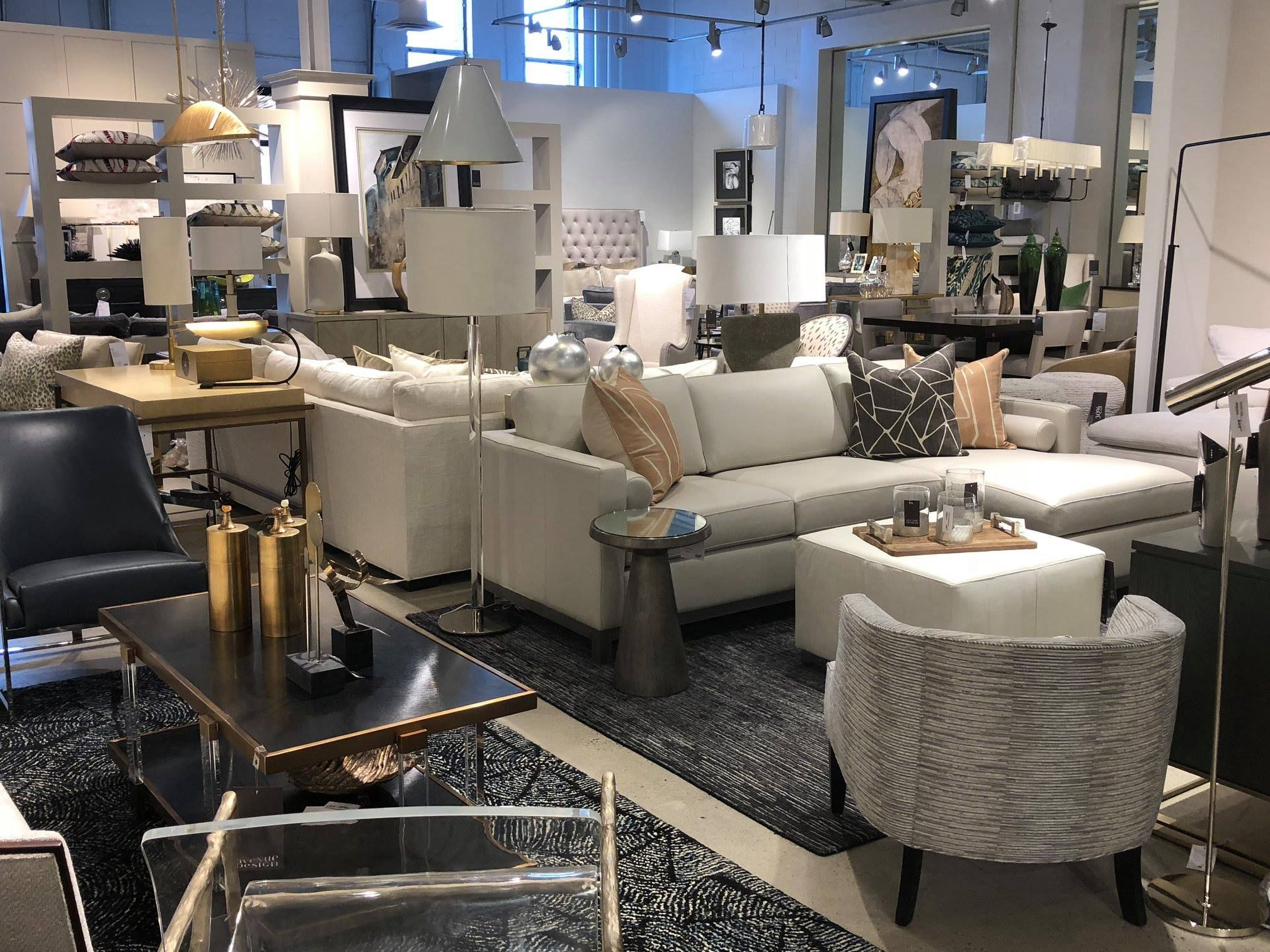Avenue Design High End Furniture Store In Montreal Luxury