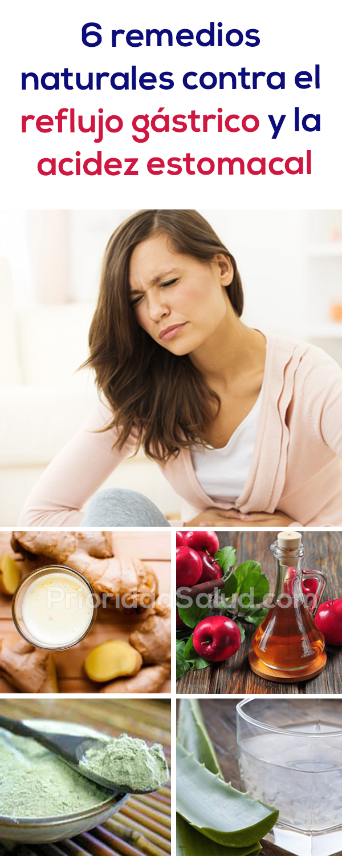 remedio para la acidez estomacal fuerte