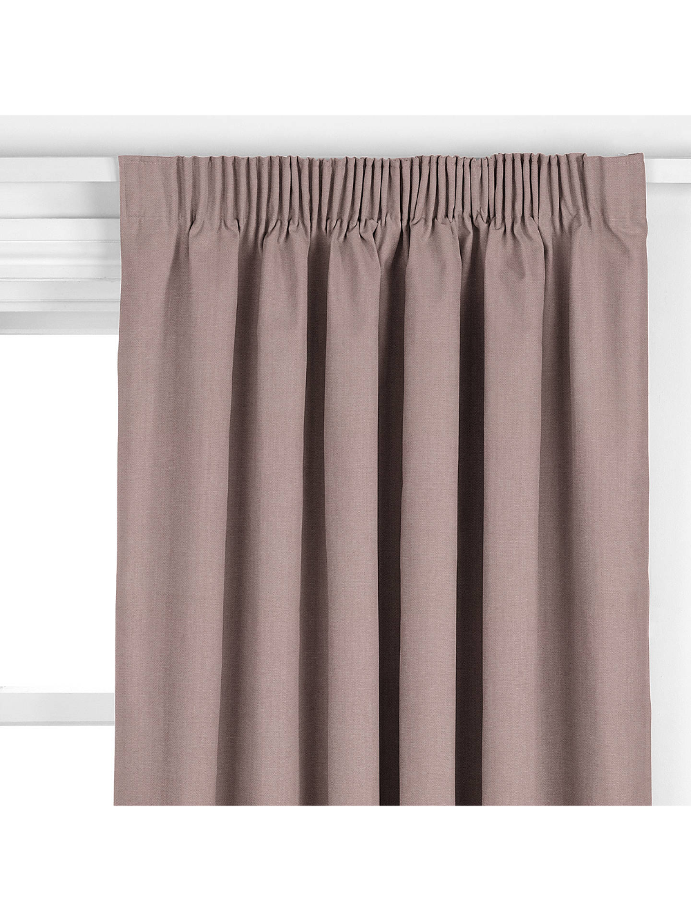 John Lewis Amp Partners Herringbone Made To Measure Curtains