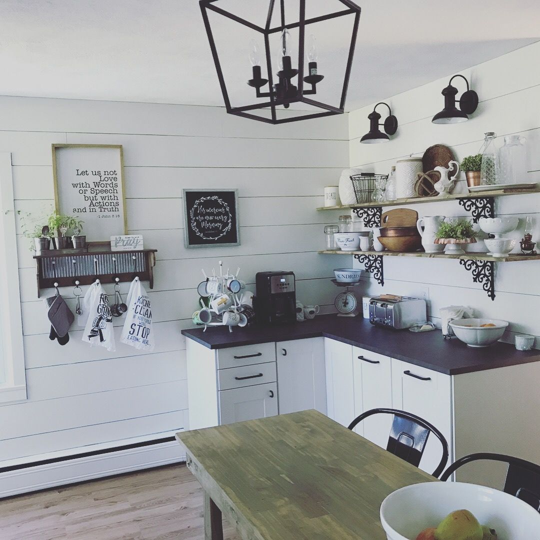 open shelving in kitchen modern farmhouse with images open kitchen shelves modern on farmhouse kitchen open shelves id=59736