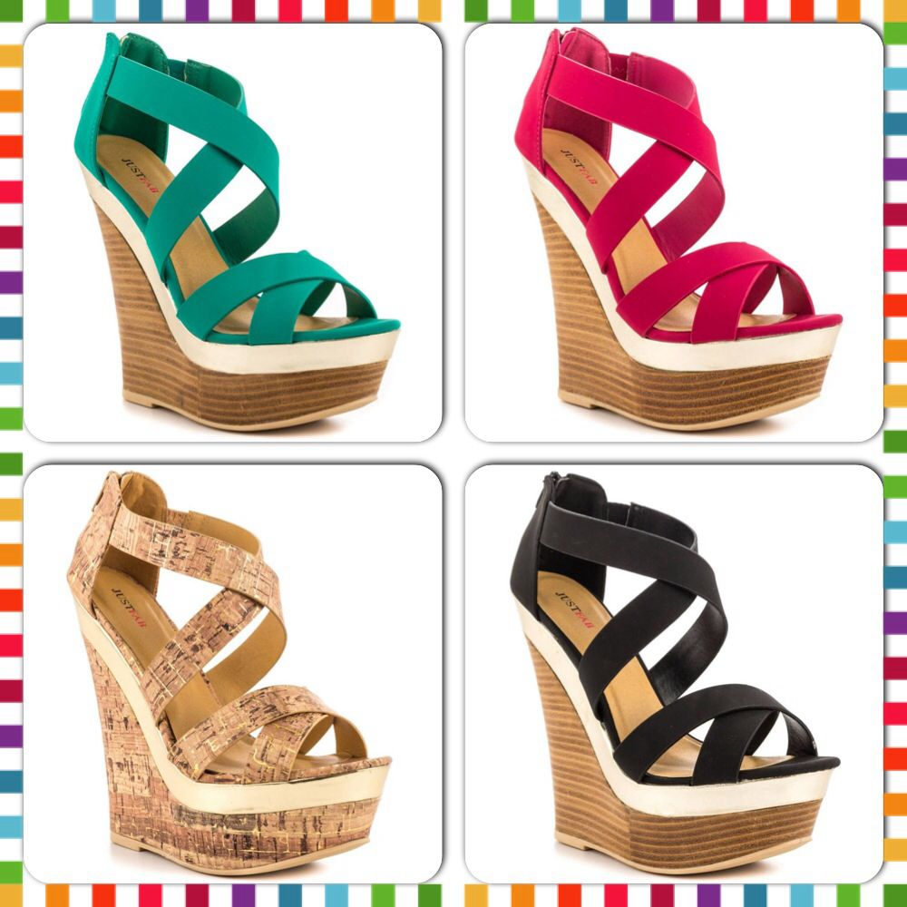 50850f8949d Love these wedges - see Chalany High Heels Facebook page | Wedges ...
