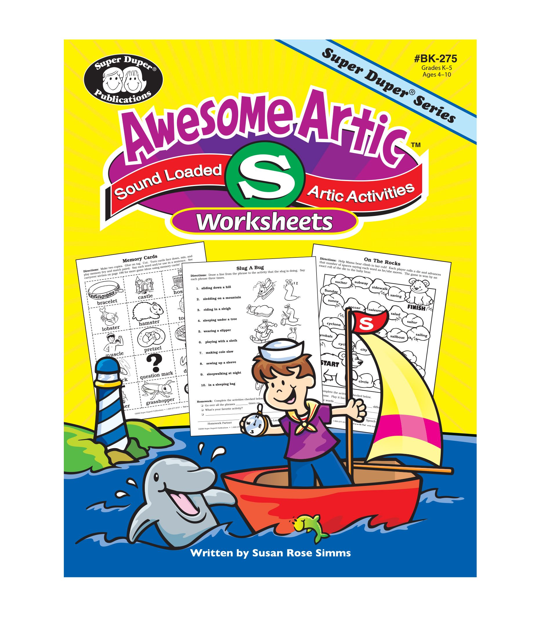 Awesome Articulation S Worksheets